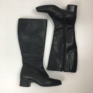 Blondo Black Waterproof Leather Boots Size 6